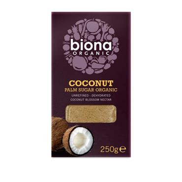 Biona Organic Coconut Palm Sugar 250g