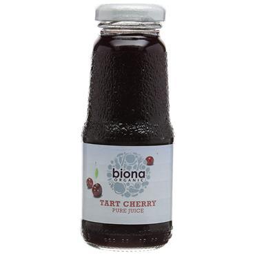 Biona Organic Tart Cherry Juice 1ltr