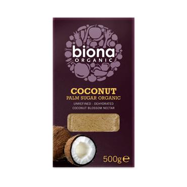 Biona Organic Coconut Palm Sugar 500g