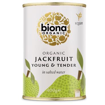 Biona Organic Young Jackfruit 400g