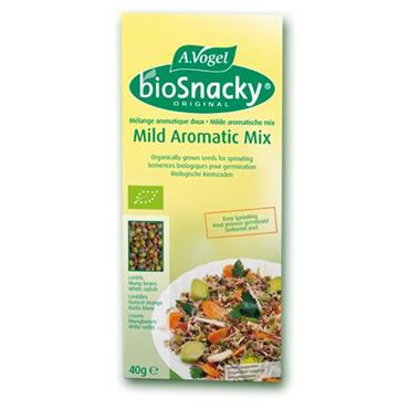 BioSnacky Mild Aromatic Sprouts 40g