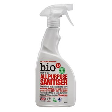 BIO D ALL PURP SANITISER 500ml SPRAY