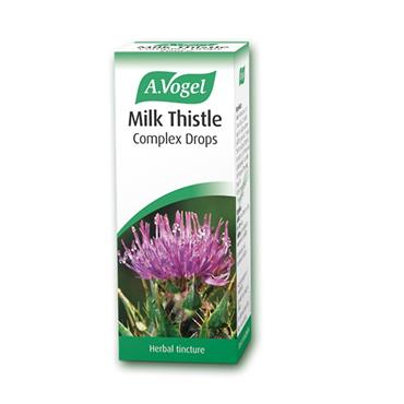 A. Vogel Milk Thistle Complex Tincture 50ml