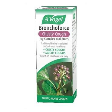 A. Vogel Bronchoforce 50ml (Ivy-Thyme)