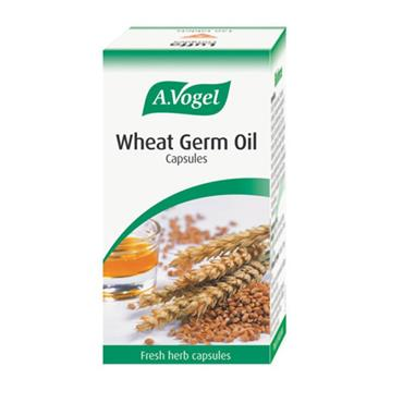 A. Vogel Wheat Germ Oil 120 Capsules