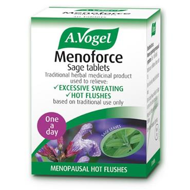 A. Vogel Menoforce (Sage) 30 Tablets