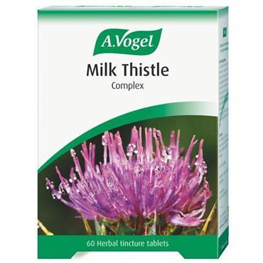 A.Vogel Milk Thistle Complex Tablets 60s
