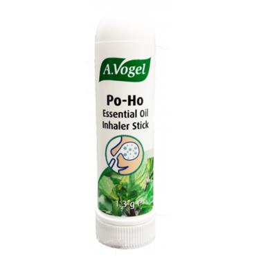 Po-Ho Essential Oil Inhaler Stick.
