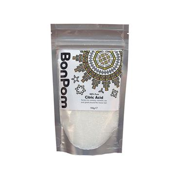 BonPom 100% Pure Citric Acid 150g