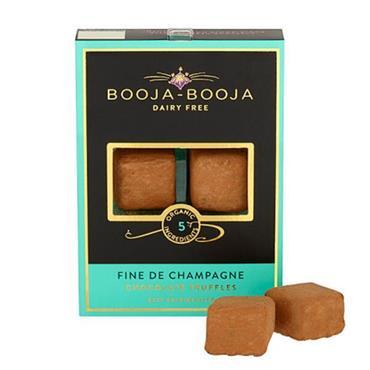 Booja-Booja Fine de Champagne Truffles 69g