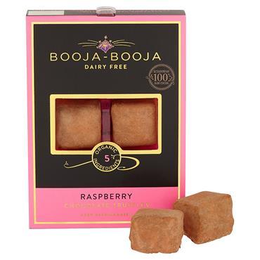 Booja-Booja Raspberry Ecuadorian - 6 truffles 69g