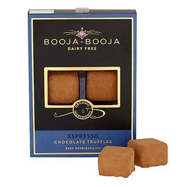 Booja-Booja Midnight Espresso Truffles 69G