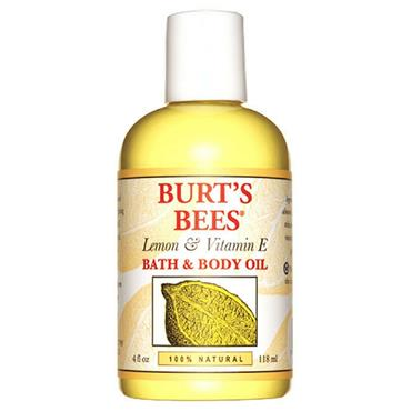 Burt's Bees Vitamin E Bath Oil