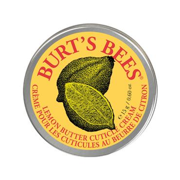 Burt's Bees Lemon Cuticle Cream 17g