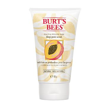 Burt's Bees Peach & Willow Scrub 114g