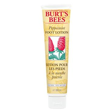 Burt's Bees Peppermint Foot Lotion 100ml