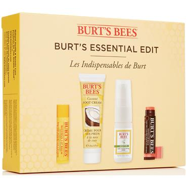 Burt's Bees Essential Edit Gift Set