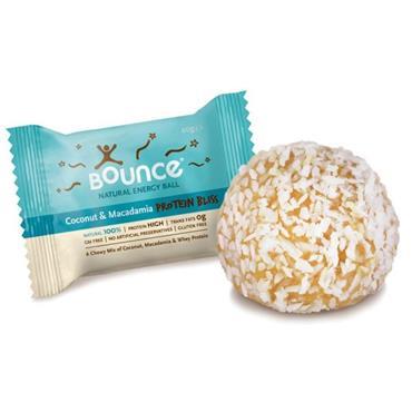 Bounce Coconut & Macadamia Protein Ball 42g