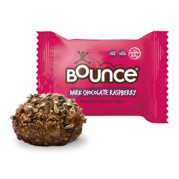 Dark Chocolate & Raspberry Protein Ball 40g