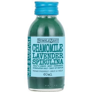 Bumblezest Calm & Comfort 60ml - Chamomile Lavender & Spirulina