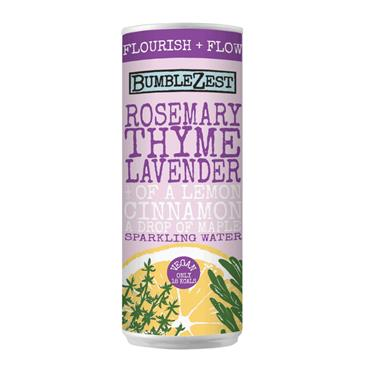 Bumblezest Rosemary & Thyme water 250ml