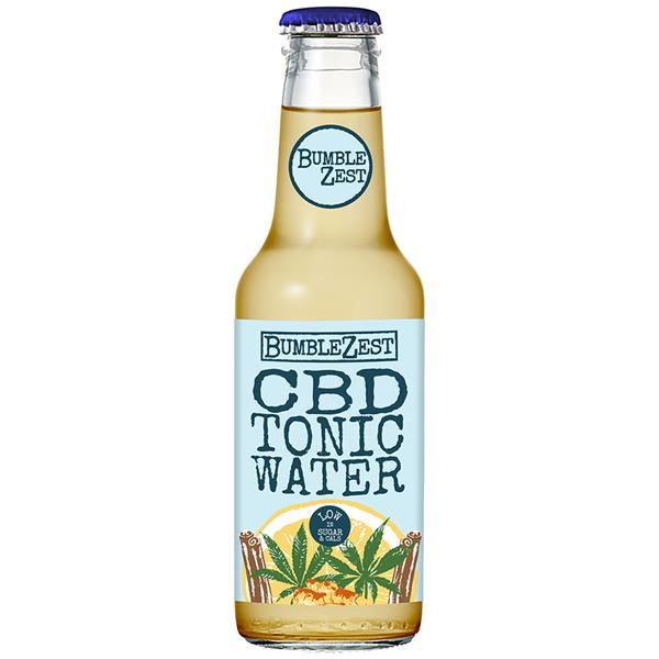 CBD Tonic Water