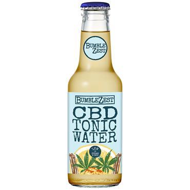 Bumblezest CBD Tonic Water 200ml