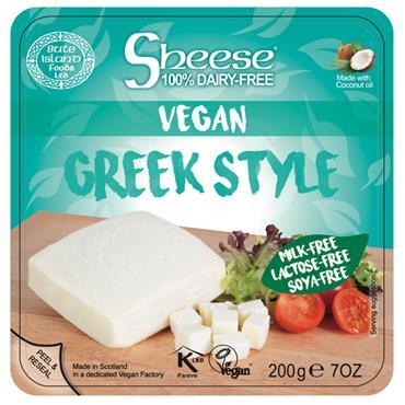 Bute Vegan Greek Style Sheese 200g