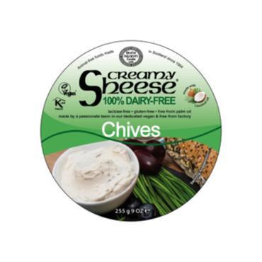 Bute Creamy Cheese with Chives