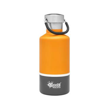Grey Insulated Bottle 400ml