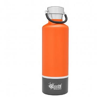 Orange Grey Insulated 600ML