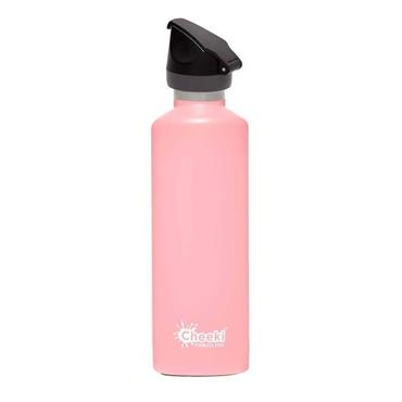 Insulated Pink Active Bottle 600ml