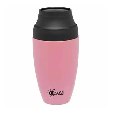 Cheeki Insulated Mug Pink 350ml