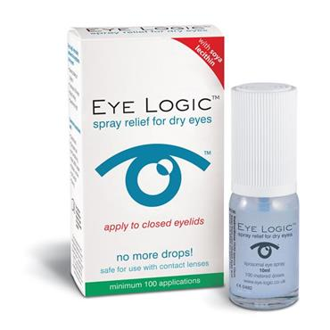 Naturalife Eye Logic Liposomal Eye Spray 10ml