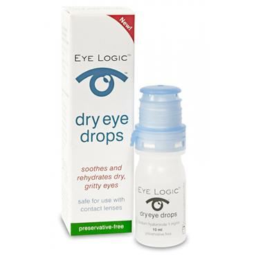 Eye Logic Eye Drops 10ml