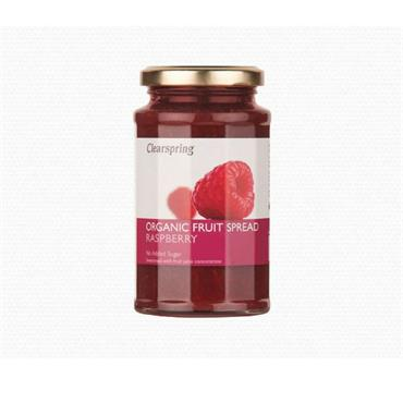 Clearspring Organic Fruit Spread - Raspberry 290g