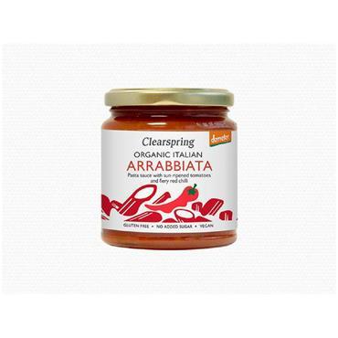 Clearspring Demeter Organic Arrabiata Pasta Sauce 300g
