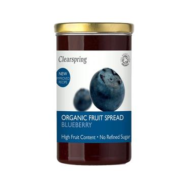 Clearspring Organic Blueberry Spread 280g