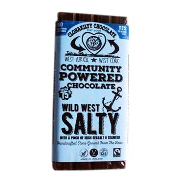 Clonakilty Chocolate Wild West Salty 60g