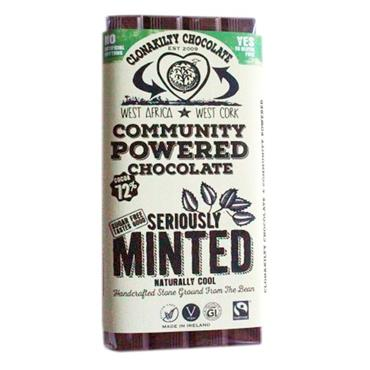 Clonakilty Chocolate Seriously Minted 60g