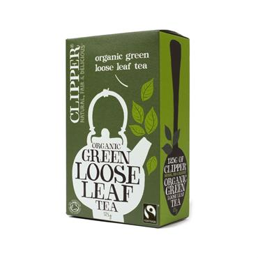 Clipper Organic Green Tea Loose 100g