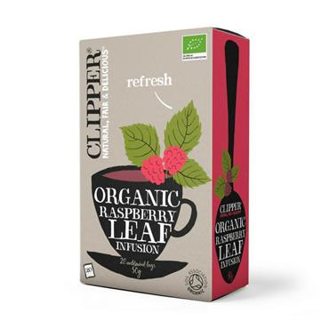 CLIPPER ORG RASPBERRY LEAF TEA