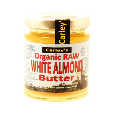 Carley's Raw White Almond Butter 170g
