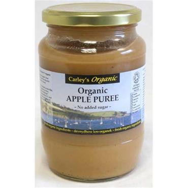Carley's Organic Apple Puree 700g