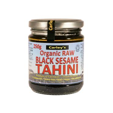 Carley's Organic Black Sesame Tahini 250g