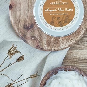 Dublin Herbalists whipped shea butter 200ML