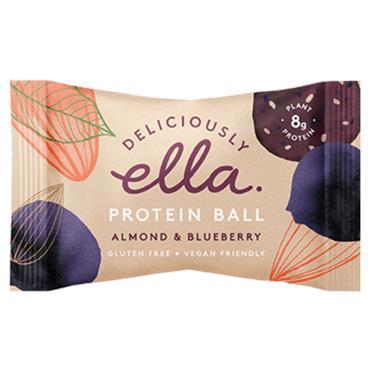 Deliciously Ella Almond & Blueberry Protein Ball 40g