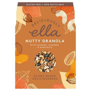 Deliciously Ella Nutty Granola 500g