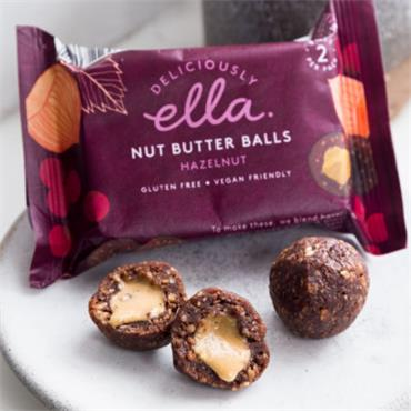 Deliciously Ella Hazelnut Nut Butter Ball 35g