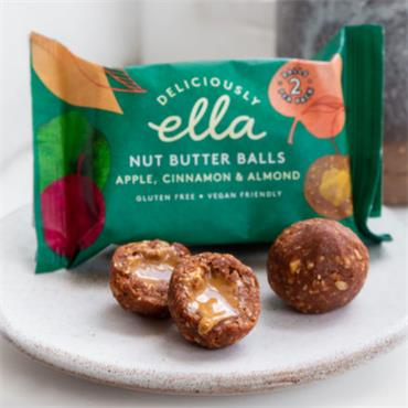 Deliciously Ella Apple, Cinnamon and Almond Nut Butter Ball 35g